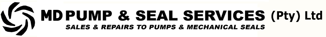 MD Pump & Seal Services (Pty) Ltd Logo