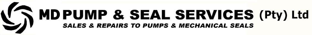 MD Pump & Seal Services (Pty) Ltd Logo